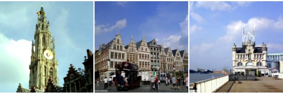 Antwerp in August