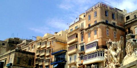 Malta's charm