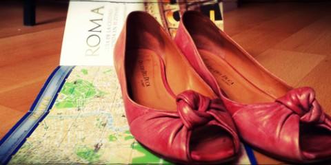Shoe lover in Rome