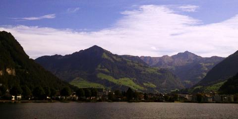 Switzerland – take one