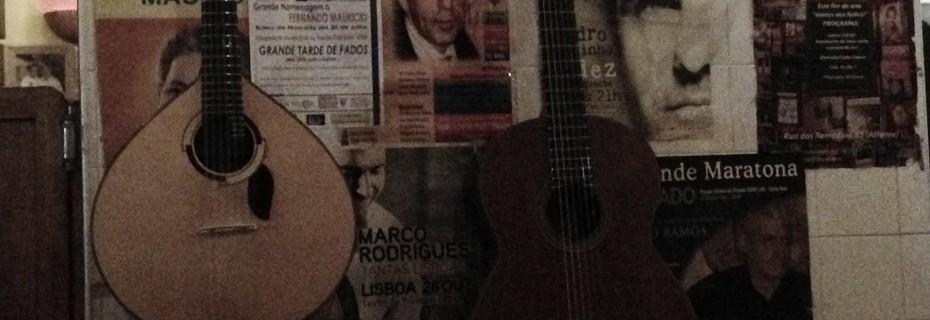 Music for the soul – fado in Alfama